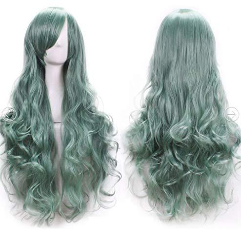 Rifuli® Perrücke Art und Weise 25 Cm Großhandelsperücke-Puppe des geraden Haar-Haar-DIY/BJD 90er/80er jahre perücken