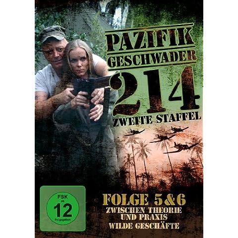 Pazifikgeschwader 214 - Staffel 2/Folge