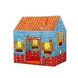 GAOXUQIANG Kinderspielzeug Zelte Indoor Outdoor Kinderzimmer Mongolei Spielhaus Bauernhaus Schloss...