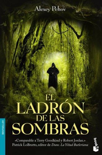 Portada del libro El ladrón de las sombras (Bestseller Internacional)