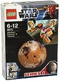 Lego Star Wars - 9675 - Jeu de Construction - Sebulba's Podracer et Tatooine