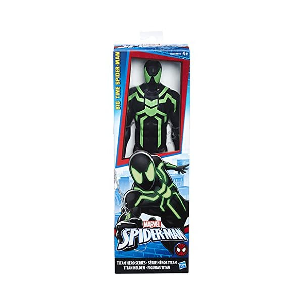 Marvel Spiderman Big Time Spiderman Titan Hero (Hasbro C0344) 3