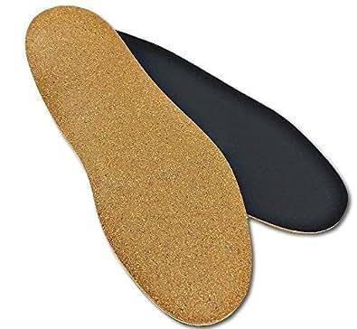 Green-Feet Thin, 3mm Thin Orthopaedic Schuh-Einlage-n For