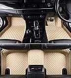 #7: Autofurnish 5D Premium Custom Fitted Car Mats for Maruti Suzuki Ciaz - Beige