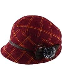 Emorias 1 Pcs Boina Hombre Simple Raya Sombrero Primavera y Otoño Gorra  Mujer Retro Salir Personalidad 9bc4a4ff278