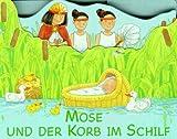 Mose und der Korb im Schilf