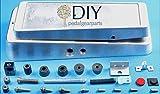 diypedalgearparts Boîte Aluminium aluminium Enclosure Wah Pedal, Stomp Box, Pedal Effect