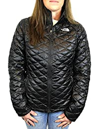 The North Face ThermoBall Full Zip Jacket - Women's TNF Black Large