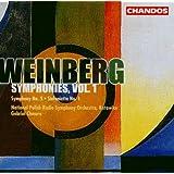 Mieczyslaw Weinberg - Symphonies, Vol. 1 :  Symphonie n° 5 op. 76 - Sinfonietta n° 1 op. 41
