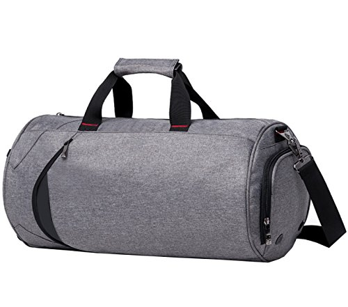 LAIDAYE Sport-Fitness-Trainingspaket Umhängetasche Reisetasche Handtasche Sporttasche Fitnesstasche Große Kapazität Handtasche 1