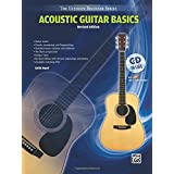 Ultimate Beginner Acoustic Guitar Basics: Steps One & Two, Book & CD