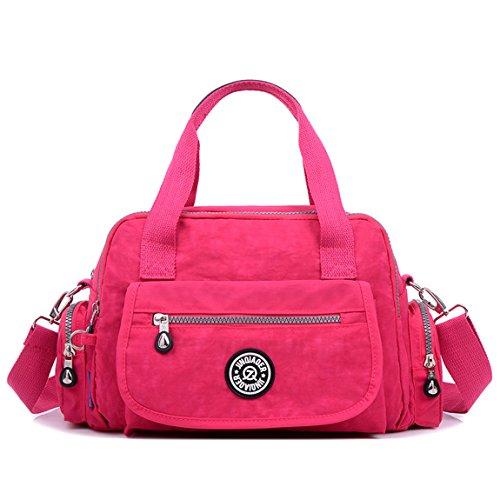 TianHengYi - Sacchetto donna rosa (b)