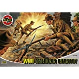 Airfix A01729 WWI US Infantry 1:72 Scale Series 1 Plastic Figures