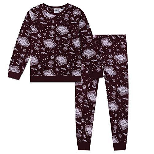 Harry Potter Marauder's Map - Kinder Pyjama mit Design der