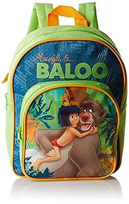Disney Mochila infantil, multicolor (Varios colores) - JUNGLE001001 por Jungle Book