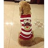 Warmer Weihnachts-Hoodie für Hunde