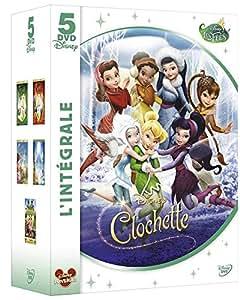 Clochette - L'intégrale (5 DVD)