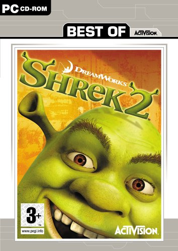 Best of Range: Shrek 2 (PC DVD)