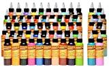 TATTOO Eternal Color Set - Gold 60pcs 30ml