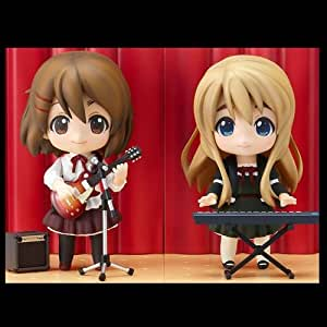 Nendoroid K-ON! Yui and Tsumugi: Live Stage Set WonFes 2010 Summer