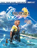 FINAL FANTASY X Official Strategy Guide (Brady Games)