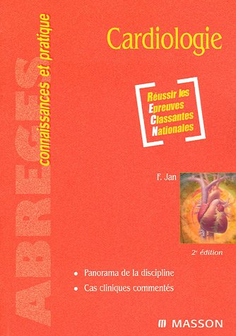 Cardiologie par François Jan