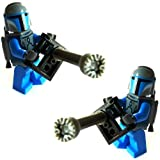 2x LEGO Star Wars Mandalorian Trooper