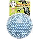 Jolly Pets Bounce-n-Play Ball 15 cm hellblau