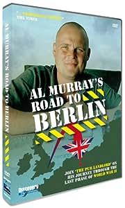 Al Murray's Road To Berlin [DVD] [2004]