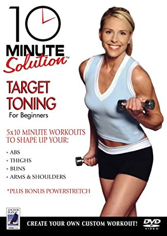 10 Minute Solution - Target Toning [Import