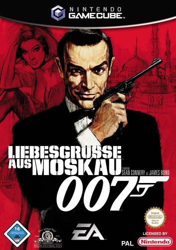 James Bond 007 - Liebesgrüsse aus Moskau