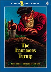 The Enormous Turnip (Green Light Reader - Level 2)