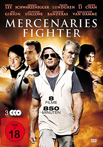 Bild von Mercenaries Fighter [3 DVDs]