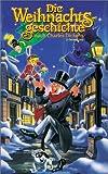 Die Weihnachtsgeschichte nach Charles Dickens (Zeichentrick) [VHS]