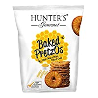 Hunter's Gourmet Baked Pretzos Honey Mustard - 160gm