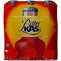 Bitterkas Bitter Kas refresco - Pack de 6 x 20 cl - Total: 120 cl