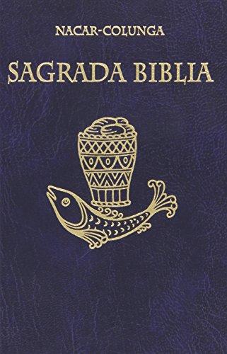 Sagrada Biblia tapa dura popular (11 x 18 cm.) (EDICIONES BÍBLICAS)
