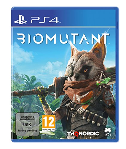 Biomutant - Standard Edition - [PlayStation 4]
