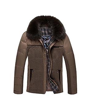 MHGAO Por la chaqueta chaqueta caliente chaquetas de invierno Nueva Ropa de Hombre , khaki , xxxl