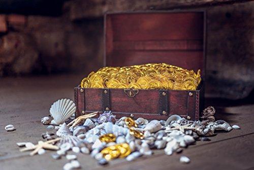 infinimo-Cofre-del-Tesoro–Bal-de-madera-Pirata-Caja-caja-de-regalo-cierre-con-tapa-y-candado-con-llave-30-x-20-x-15-cm-grande