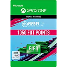 FIFA 19 Ultimate Team - 1050 FIFA Points | Xbox One - Download Code