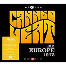 Live in Europe 1973 (CD+Dvd)