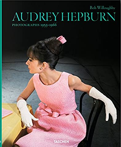 Bob Willoughby. Audrey Hepburn. Photographs