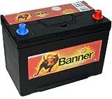 Banner Powerbull Starterbatterie 12V, 95Ah, 740 A (EN), P9504