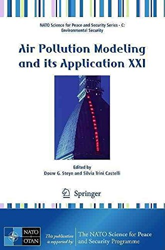 [(Air Pollution Modeling and Its Application XXI)] [Edited by Douw G. Steyn ] published on (October, 2011)