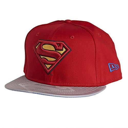 New Era 950 Reflecto Superman Snapback Cap
