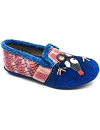 Zapatos azules Patrulla Canina Vulca Bicha infantiles YGJouB