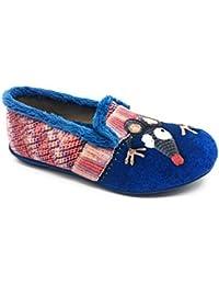 Zapatos azules Patrulla Canina Vulca Bicha infantiles