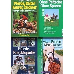 Themenpaket: 18 Bücher aus dem Bereichen Pferde, Reitsport und verwandten Gebieten