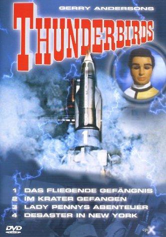 Bild von Thunderbirds 01, Folge 01-04